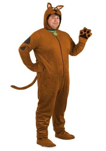 Deluxe Scooby Doo Plus Size Costume
