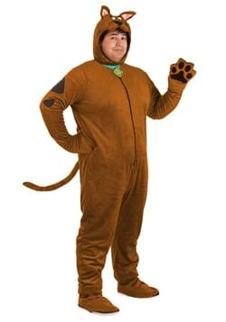 Plus Size Deluxe Scooby Doo Costume