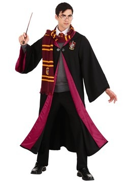 Deluxe Harry Potter Adult's Costume
