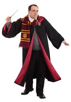 Plus Size Deluxe Harry Potter Costume