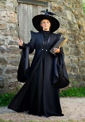 Women's Deluxe Harry Potter Mcgonagall Costume upd 2