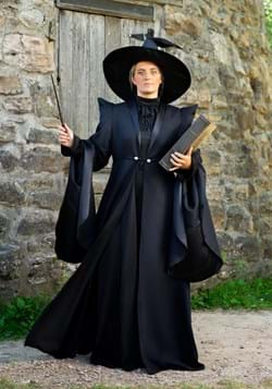 Deluxe Harry Potter Mcgonagall Plus Size Costume Update