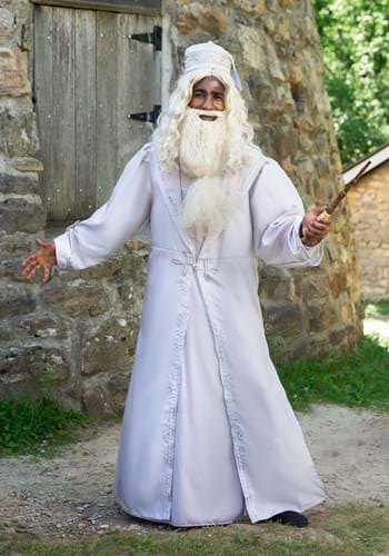 Deluxe Harry Potter Dumbledore Men's Costume
