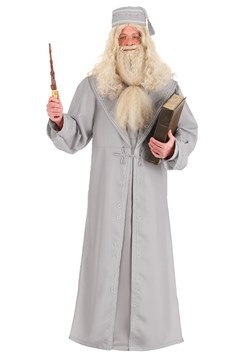 Deluxe Harry Potter Dumbledore Plus Size Costume