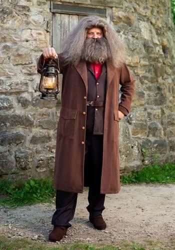 Deluxe Harry Potter Hagrid Men's Costume Update