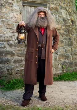 Deluxe Harry Potter Hagrid Men's Costume Update