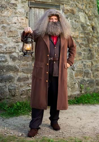 Plus Size Deluxe Harry Potter Hagrid Costume Update