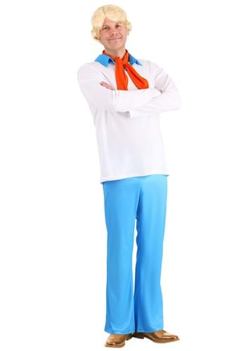 Classic Scooby Doo Men's Fred Costume