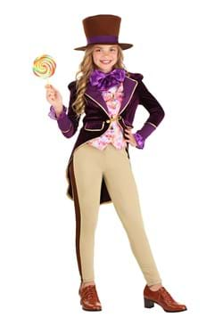 Girls Candy Inventor Costume