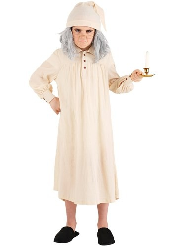 Kid's Humbug Nightgown Costume
