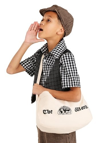 Striking Paperboy Bag