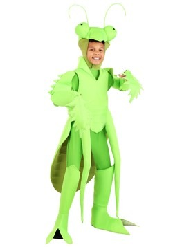 Kid's Praying Mantis Costume