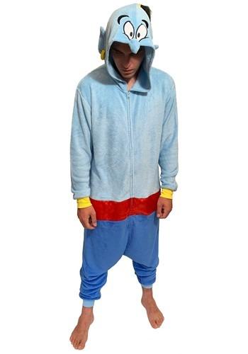 Aladdin Adult Genie Union Suit Costume