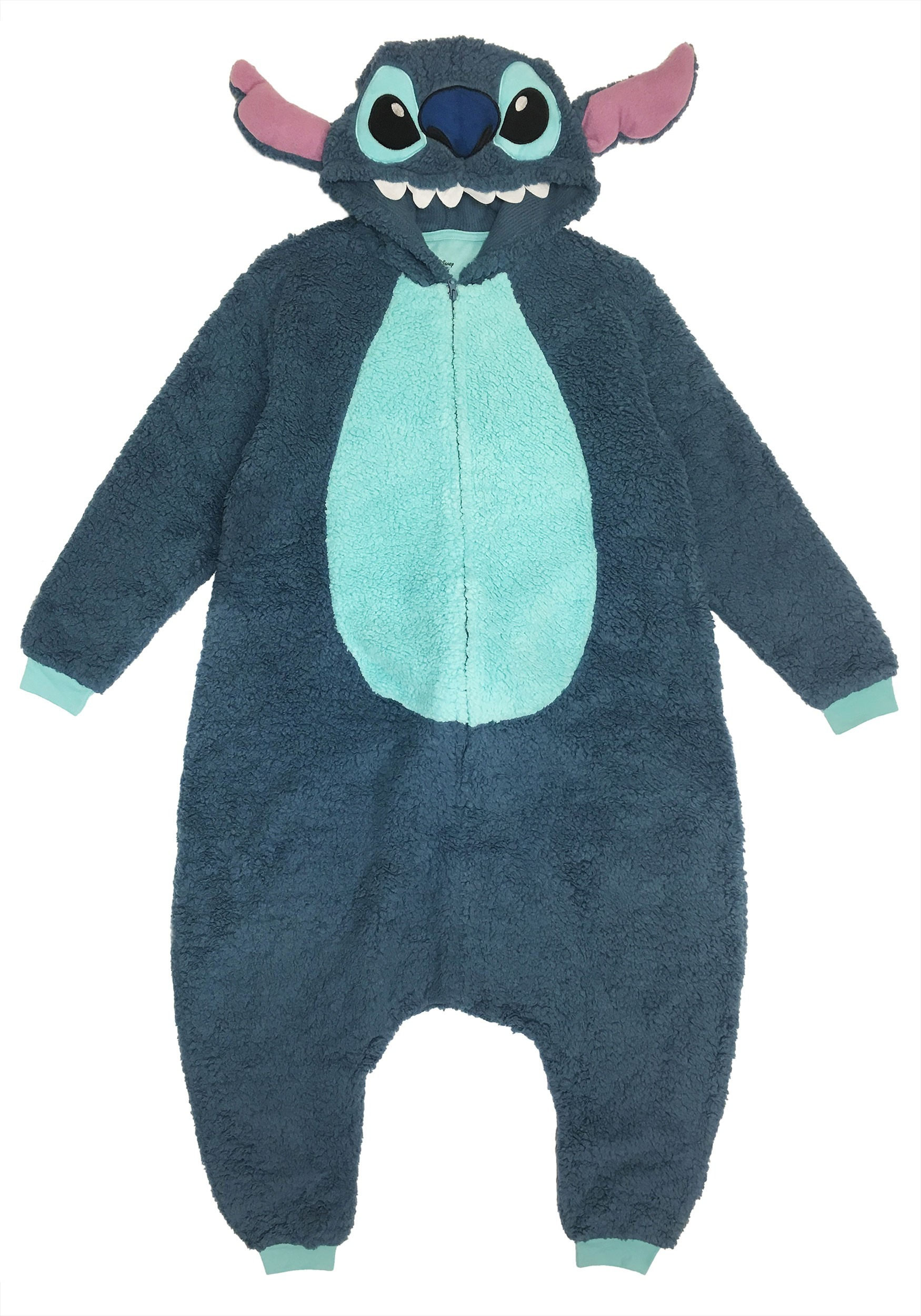 Adult Stitch Kigurumi Costume Lilo Stitch