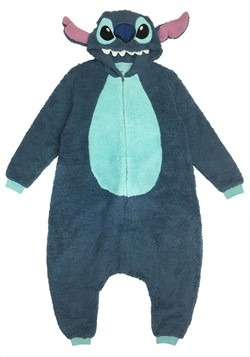 Lilo & Stitch Adult Stich Kigarumi Costume