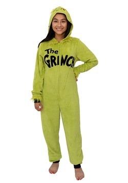 Dr. Seuss The Grinch Union Suit Costume for Women