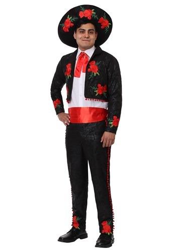 Mens Plus Size Mariachi Costume