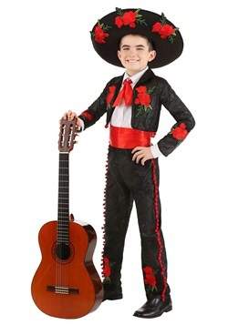 Mariachi Costume for Kids1