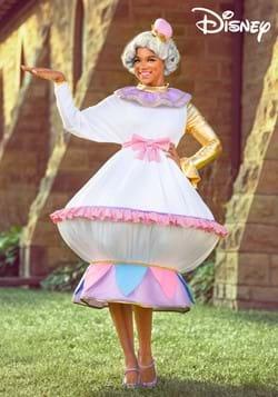 Womens Beauty and the Beast Mrs Potts Costume-2