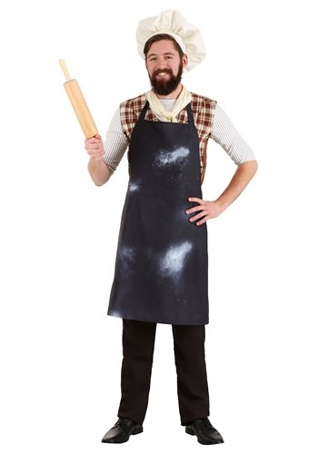 Mens Fairytale Baker Costume