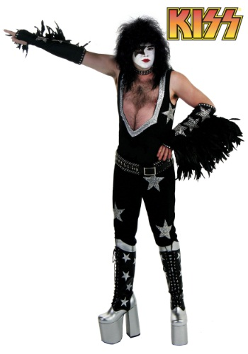 Authentic Paul Stanley Costume By: Fun Costumes for the 2015 Costume season.