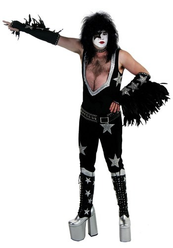 Click Here to buy Authentic Paul Stanley Costume from HalloweenCostumes, USA Funds & Shipping
