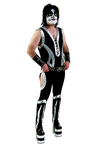 Authentic Kiss Costume Catman