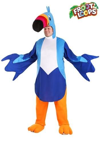 Adult Plus Size Toucan Sam Costume