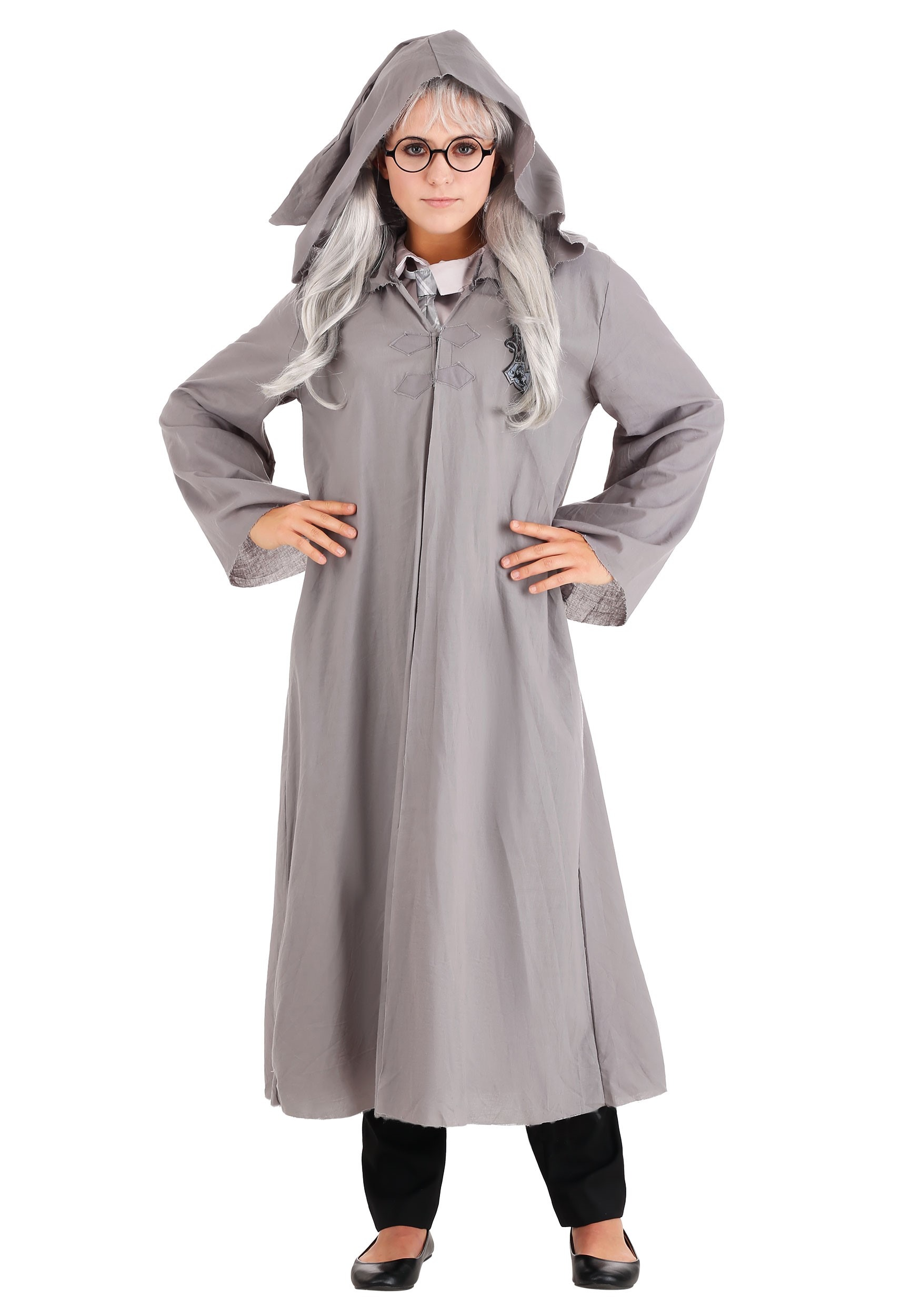 Harry Potter Moaning Myrtle Costume for Women