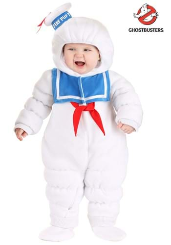 Infant Stay Puft Onesie Costume