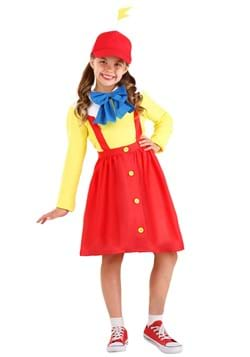Tweedle Dee Dum Dress Costume for Kid's