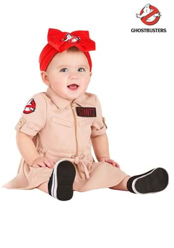 Infant Ghostbusters Dress Costume