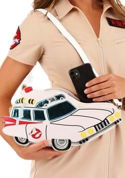Ghostbuster Ecto-1 Car Clutch Purse