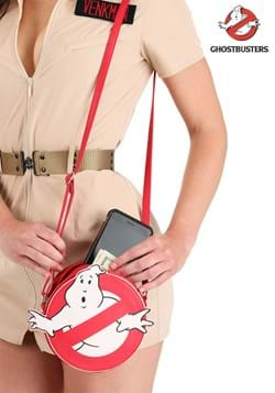 Ghostbusters Logo Halloween Handbag Purse