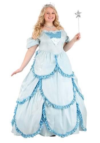Women's Popular Witch Plus Size Costume