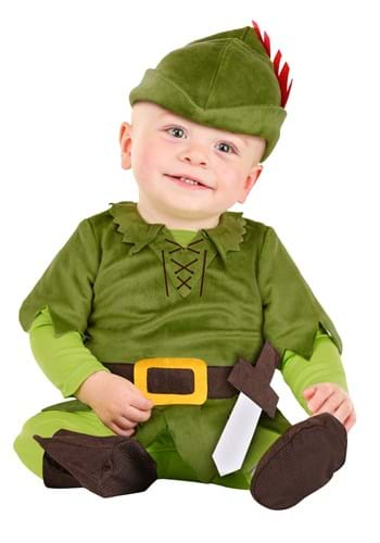 Infant Peter Pan Costume Main
