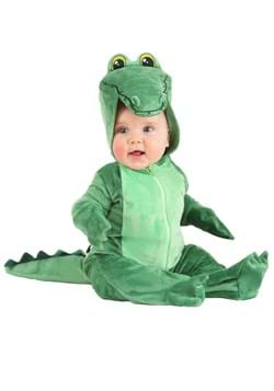 Infant's Adorable Alligator Costume