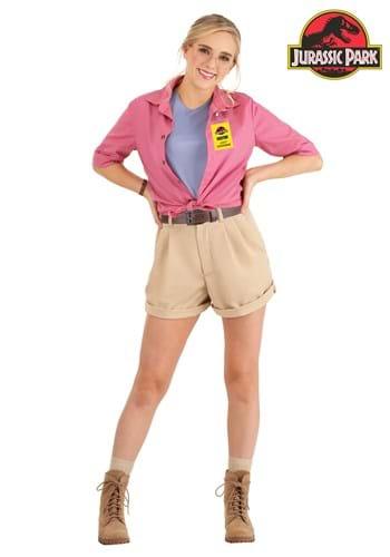 Women's Jurassic Park Ellie Sattler Costume