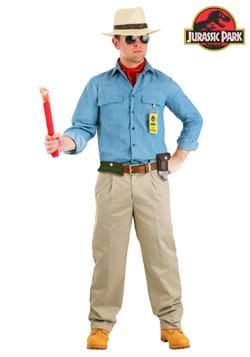 Jurassic Park Dr. Grant Costume for Men