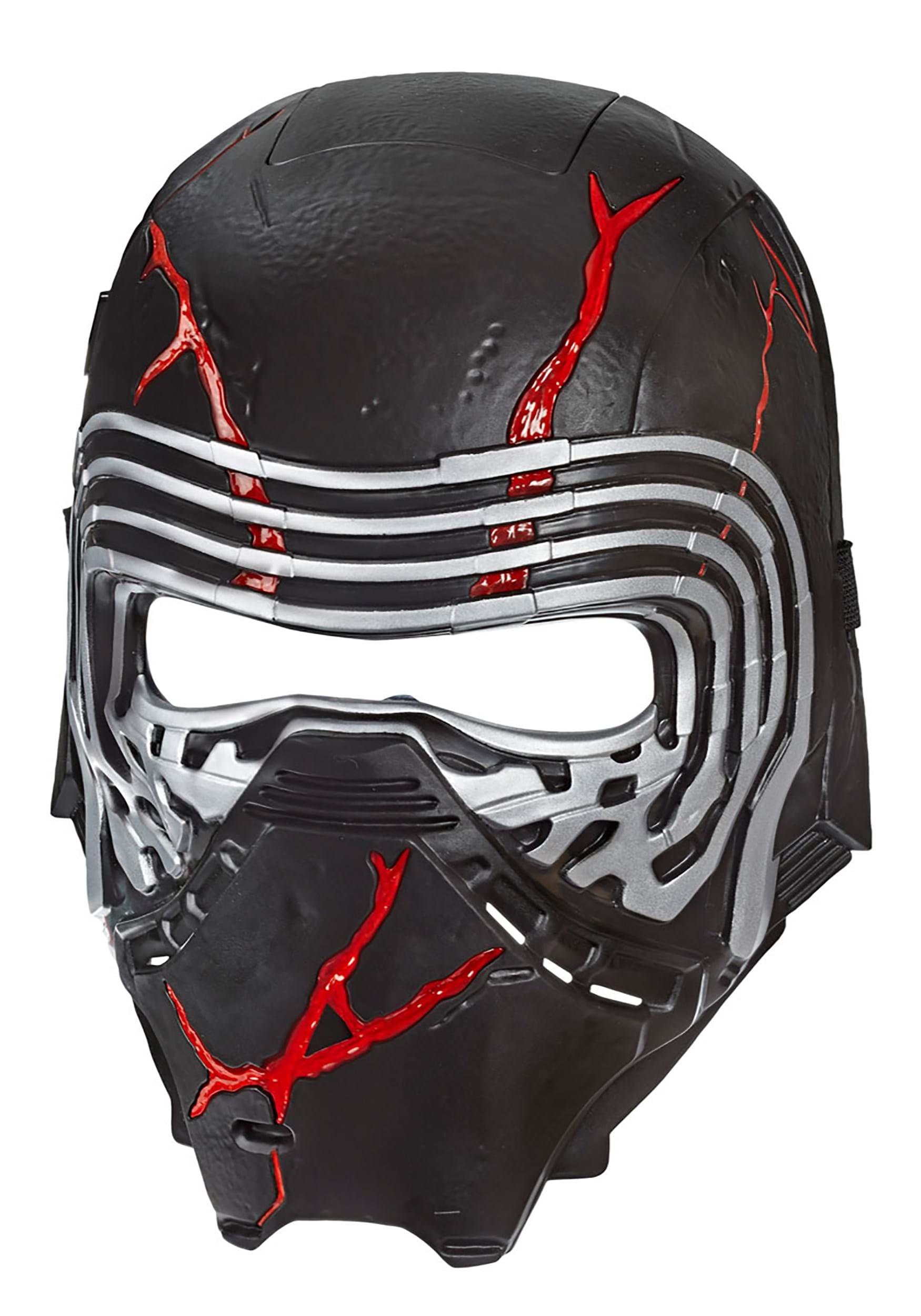 Rise Of Skywalker Star Wars Kylo Ren Electronic Mask For Kids