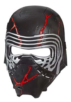 Star Wars The Rise of Skywalker Kylo Ren Electronic Mask1