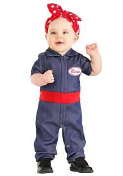 Infant Rosie the Riveter Costume