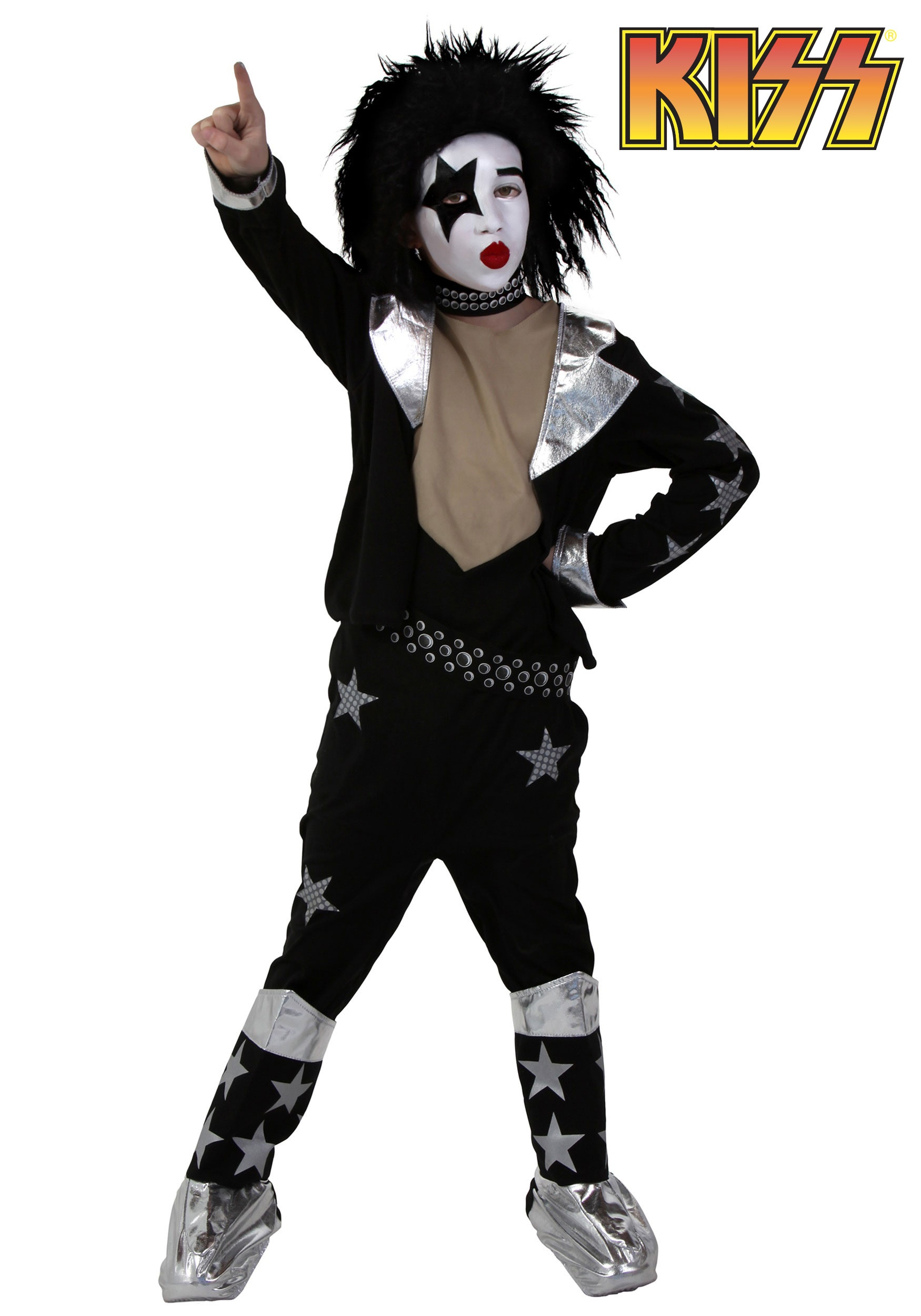Kids KISS Starchild Costume