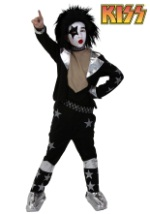 Kids Screenprint KISS Starchild Costume