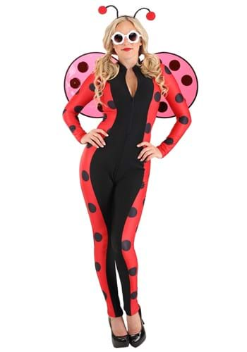 Luscious Ladybug Costume for Women