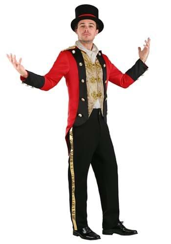 Mens Spotlight Ringmaster Costume