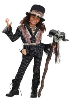 Girl's Witch Doctor Costume