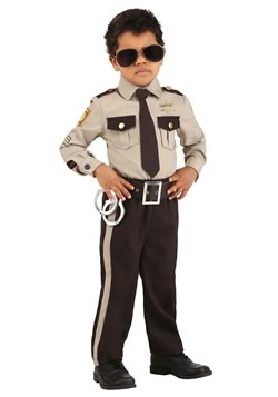 Sheriff Toddler Costume