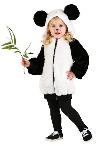 Toddler Panda Hoodie