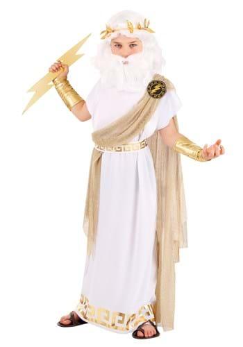 Kid's Zeus Costume